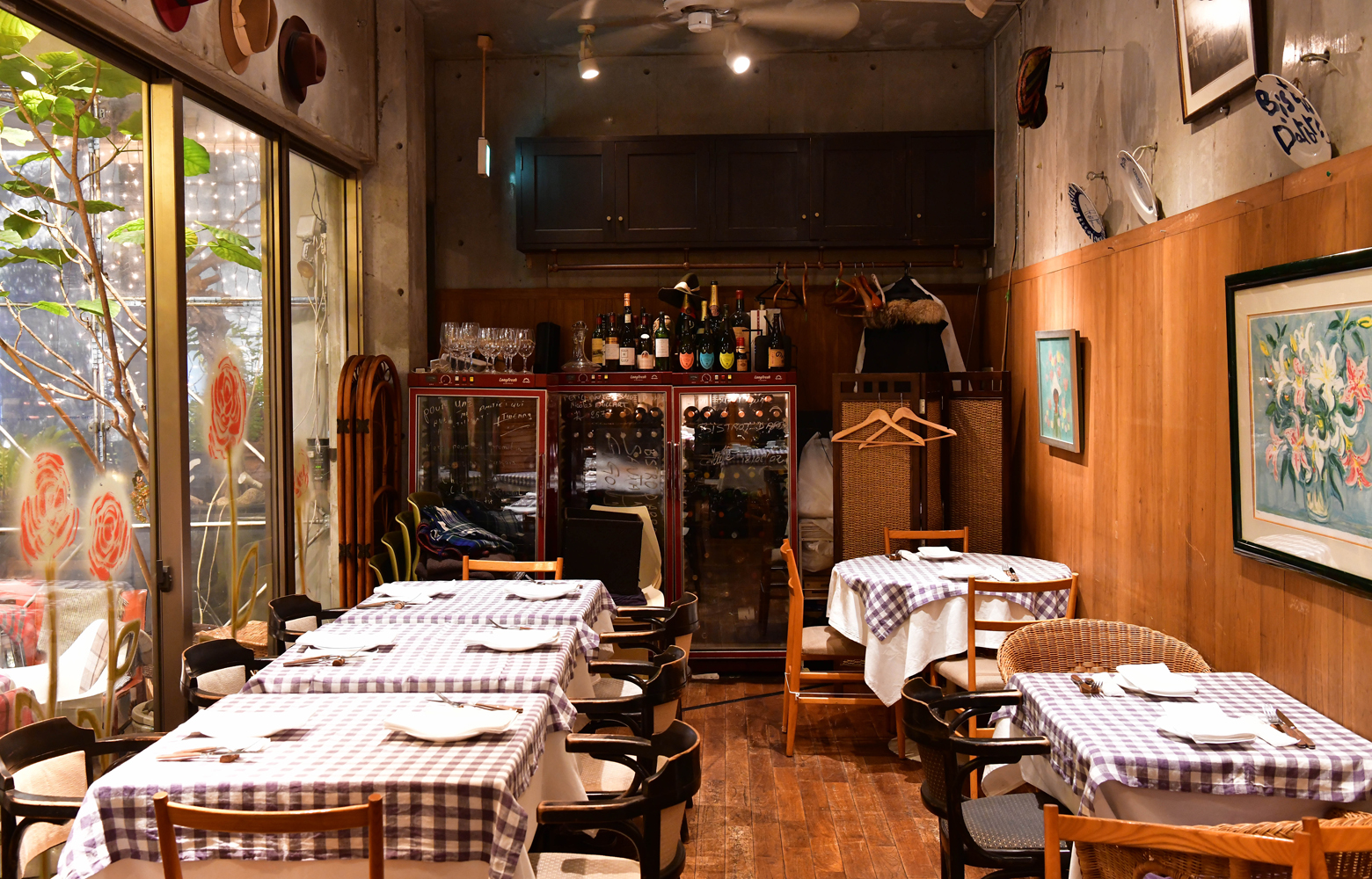 恵比寿のビストロ『D'arbre ダルブル』はインテリアにも注目の名店