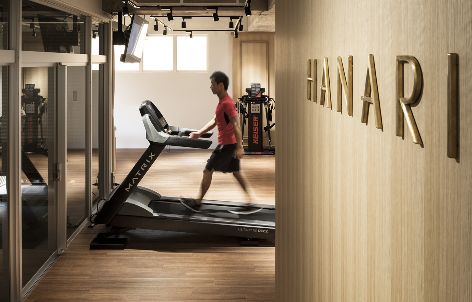 Personal Training Gym HANARI