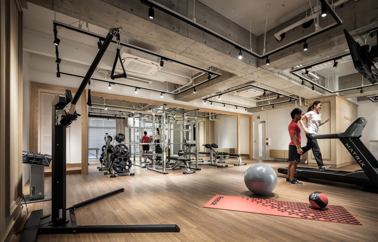 Personal Training Gym HANARI