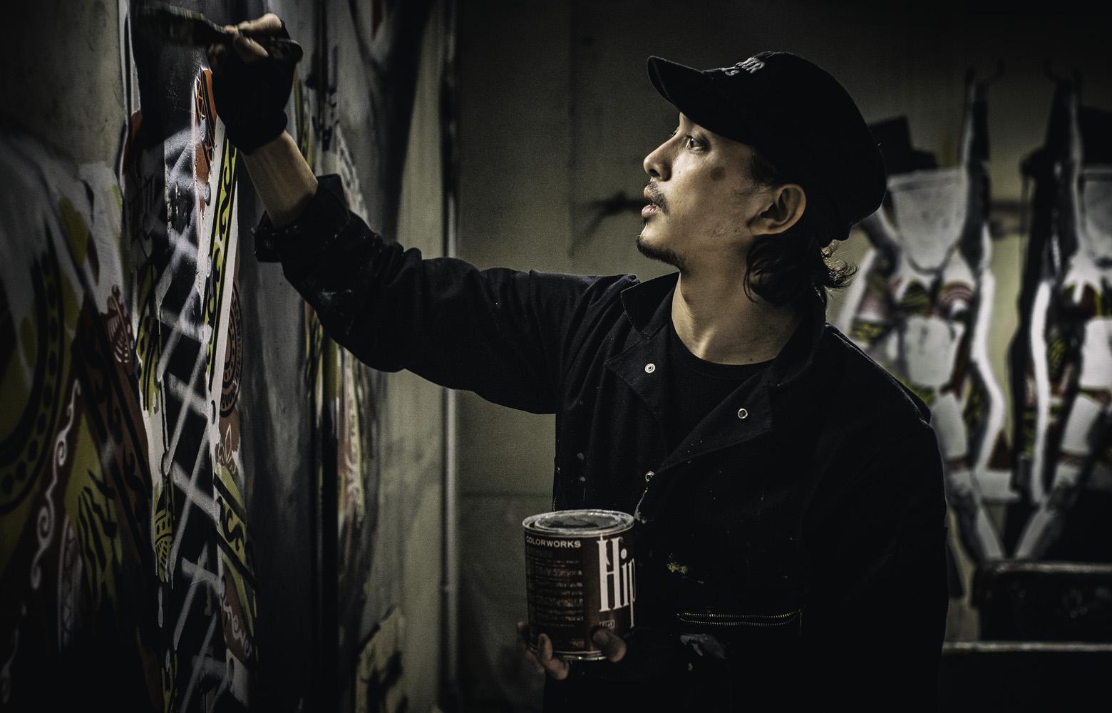 横浜アソビル地下1階『PITCH CLUB ピッチクラブ』は、非日常のアート体験ができる